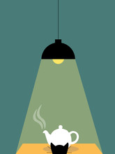 Lamp And Kettle