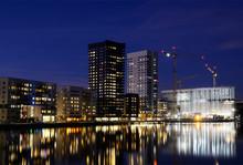 Modern Apartment Buildings, Ni...