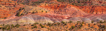 Colorful Canyons In Utah And A...