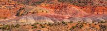 Colorful Canyons In Utah And Arizona