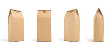 Brown Paper Bag Packaging Temp...
