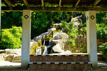 The Park Parque De Maria Luisa...