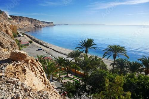 Landschaft von Andalusien, Spanien