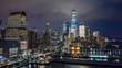 Aerial Hyperlapse of New York City (2019)