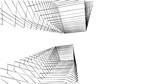 Fototapeta Do przedpokoju - abstract architecture 3d illustration