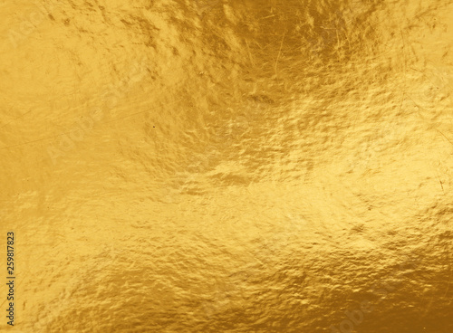 Fototapety złote  gold-foil-background
