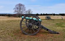Civil War Cannons In Manassas ...