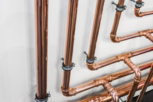 Copper Pipes And Fittings For ...