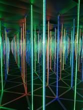 Mirror Maze Lights