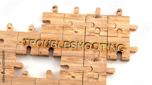 Fotografía  Complex and confusing troubleshooting: learn complicated, hard and difficult con