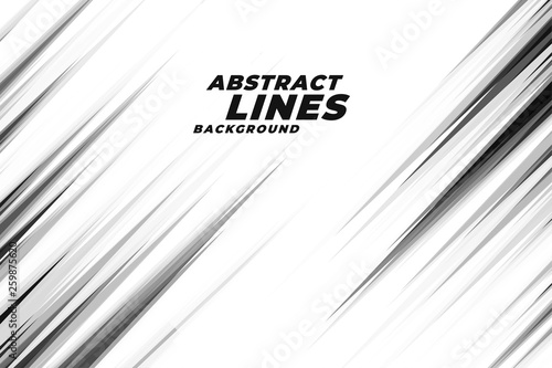 abstract diagonal sharp lines background Fototapet