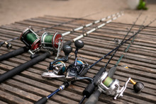 Fishing Rods, Spinning Rods Wi...