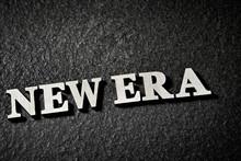 新時代 NEW ERA