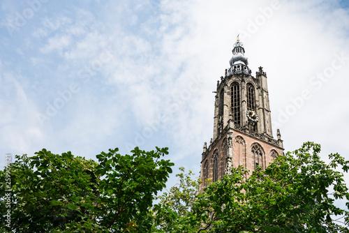 Photo church Onze Lieve Vrouwekerk in  Amersfoort, The Netherlands