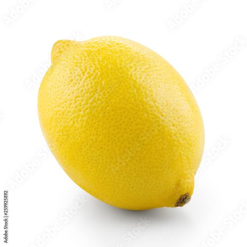 One fresh lemon Poster Mural XXL