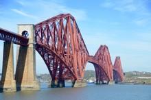 Forth Rail Bridge, Queensferry, Scotland