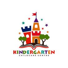Kids Kindergarten Logo Templates