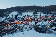 Stolberg Evening View