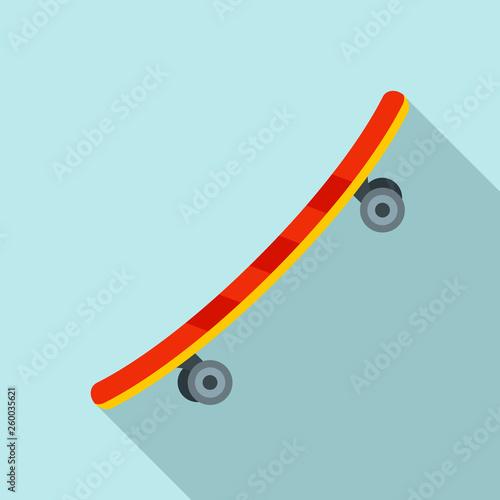 Fotografía  Recreation skateboard icon