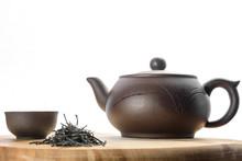 Set For Tea Ceremony. Large Cl...