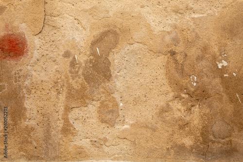 Foto auf AluDibond Alte schmutzig texturierte wand Old Wall Texture