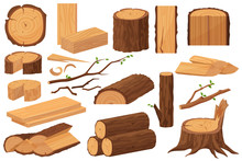 Wood Industry Raw Materials. R...