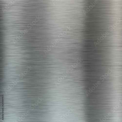 Poster Metal Scratched metal texture background
