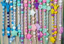 Colorful Bright Bracelets With...