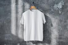 Empty White T-shirt