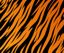 Tiger Texture Abstract Backgro...