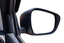 Side View Mirror Of Pickup Tru...