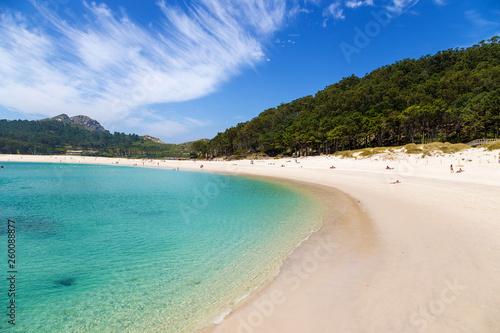 Photo Archipelago Cies, Spain