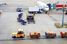 Airplanes, Parcels, Luggage Ca...