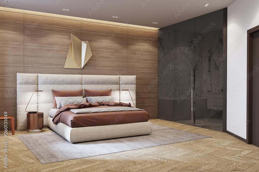 Fototapeta  Apartment interior design