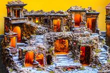 Neapolitan Presepe. House For ...