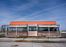 An Abandoned Diner