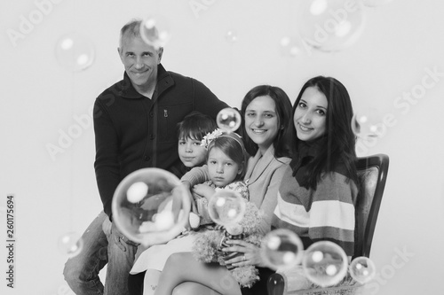 Fabulous Group Of People On A White Background Adults And Children Gmtry Best Dining Table And Chair Ideas Images Gmtryco