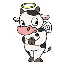 Cartoon Holy Cow