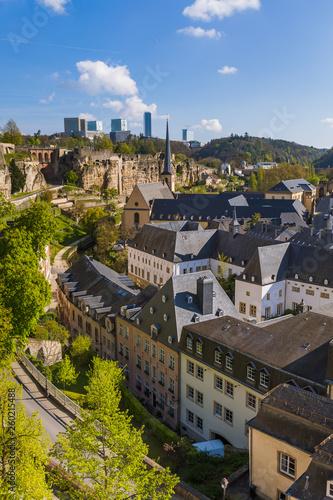 Stickers pour porte Pierre, Sable Luxembourg city cityscape