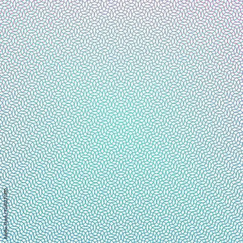 Guilloche grid Wallpaper Mural