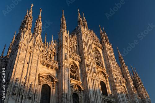 Mediolan: katedra (Duomo)