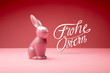 Frohe Ostern Osterhase