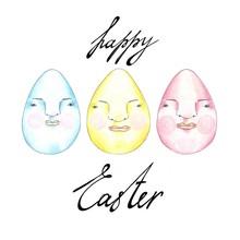 Original Colored Eggs For East...