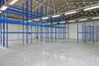 Empty Warehouse Storage