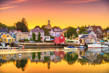 Portsmouth, New Hampshire, USA Townscape