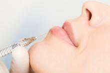 Hyaluronic Acid Plumps Lips So...