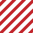 red and white diagonal stripes caution plate