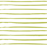 Seamless abstract pattern with hand drawn painted stripes - 260366630