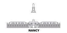 France, Nancy Landmark Flat Tr...