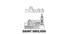 France, Saint Emilion  Flat Tr...